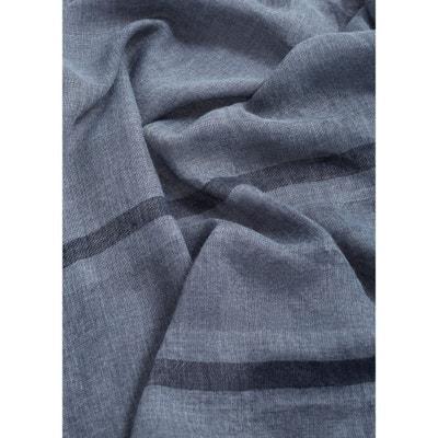 fdb73756849c Foulard fil-à-fil rayures Foulard fil-à-fil rayures MANGO MAN