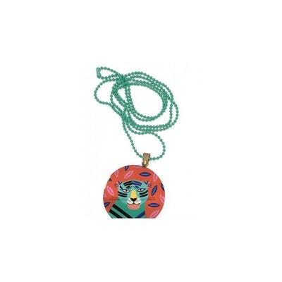 CUHAWUDBA Support en bois /à 2 /étages pour bijoux collier bracelet pr/ésentoir bracelet