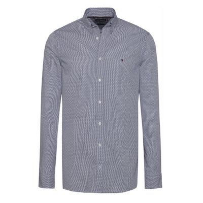 323ed242937e51 Slim hemd Dotted Print Stripe TOMMY HILFIGER