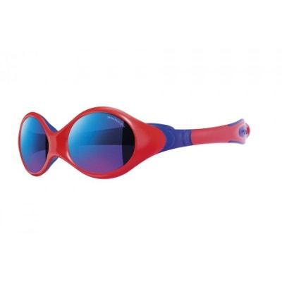 fea8d1939a Lunettes de soleil pour enfant JULBO Rouge Looping 2 Rouge / Bleu spectron  3CF Lunettes de