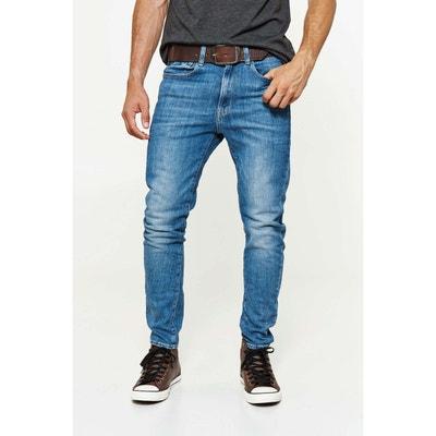 55a9409312184 Jeans G Star Type C 3d Super Slim Bleu Delave Homme Jeans G Star Type C