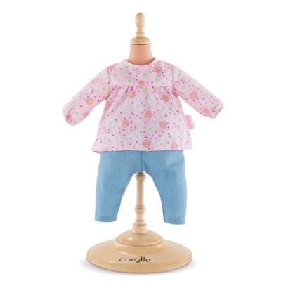 6178dd23a7b5 Vêtements pour poupée mon grand poupon 36 cm   Blouse et pantalon COROLLE