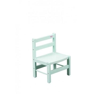 Chaise Basse Laque Vert Mint COMBELLE