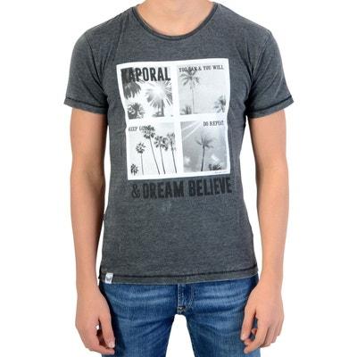 909f468aedb40 Tee Shirt Enfant Mebo Black KAPORAL 5