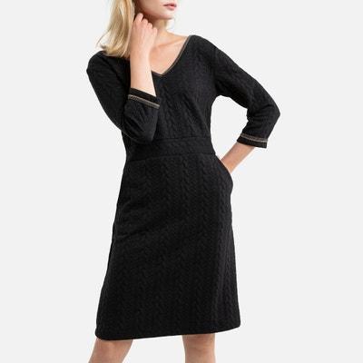 Robe Noire La Redoute