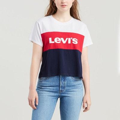c960e20d511 T-Shirt logo GRAPHIC CB VARSITY TEE LEVI S