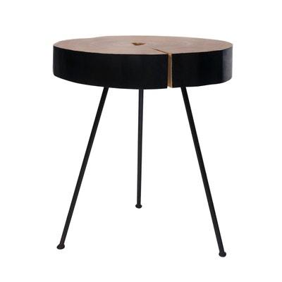 a1e5cf1135b84 Table basse noire Achille en bois RENDEZ VOUS DECO. «