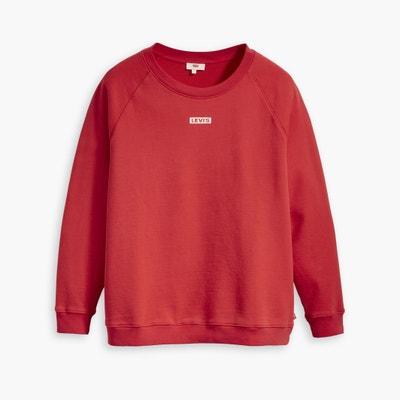 Sweater met ronde hals en logo Sweater met ronde hals en logo LEVI'S