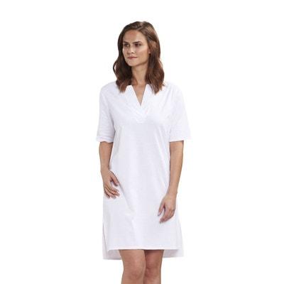 Robe Blanche Classe La Redoute