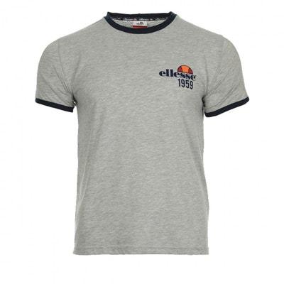 Teeshirt Ellesse EH TMC BANDE - Ref. EH-TMC-BANDE-BLANC Teeshirt d8651c1c9b0