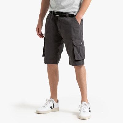 taille 7 en ligne beau look Pantacourt, bermuda et short homme | La Redoute
