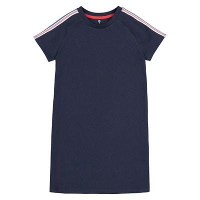 T-shirt jurk met korte mouwen 10-18 jaar T-shirt jurk met korte mouwen 10-18 jaar LA REDOUTE COLLECTIONS
