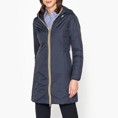 Куртка стеганая двухсторонняя CHARLENE THERMO PLUS DOUBLE K-WAY. Финальная  цена 79c3449edb08d