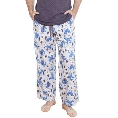 9b764041f355bd Bas de Pyjama à Imprimé Dragon DRAKE CYBERJAMMIES