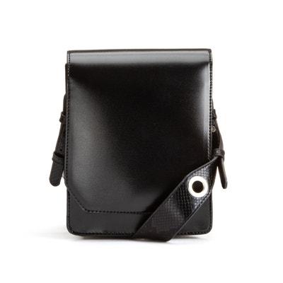 Verticale tas in vintage stijl Verticale tas in vintage stijl LA REDOUTE COLLECTIONS