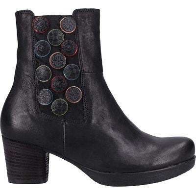 Boots, bottines femme en solde (page 31) | La Redoute