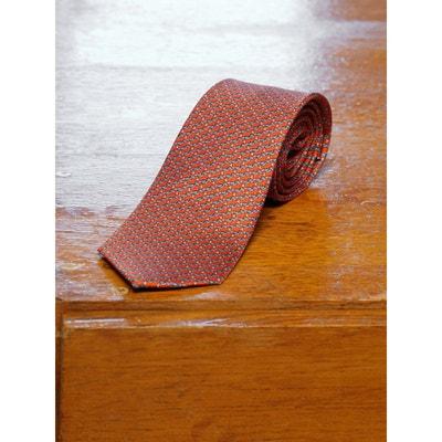 776ac15de370 Cravate homme imprimé pélicans Cravate homme imprimé pélicans CYRILLUS