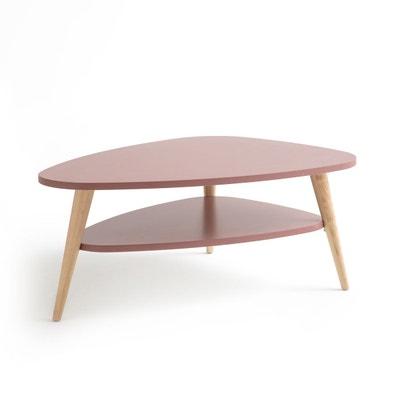 db4571bc64d27 Table basse vintage double plateau, JIMI Table basse vintage double  plateau, JIMI LA REDOUTE