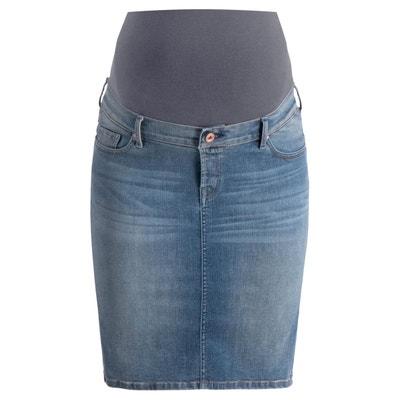 5ca9b97d3 Jupe longueur genou coton femme | La Redoute