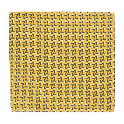 Pochette costume soie triangles tricolore TIE RACK a961b39a93e