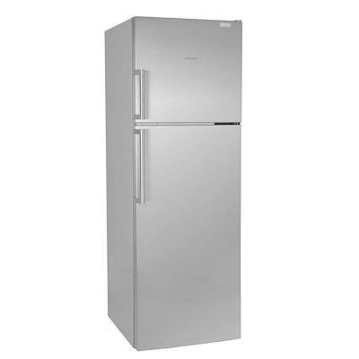 0ee7d30808ae2 Refrigerateur congelateur en haut KD33EAI40 INOX Refrigerateur congelateur  en haut KD33EAI40 INOX SIEMENS