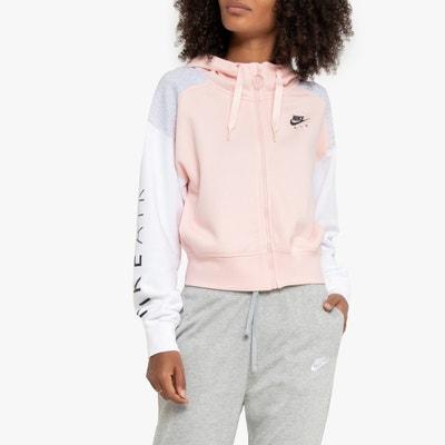 Sweater met ritssluiting en opstaande kraag Nike Air Hoodie Sweater met ritssluiting en opstaande kraag Nike Air Hoodie NIKE