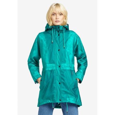 Manteau femme bleu petrole | La Redoute