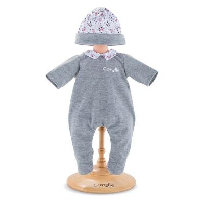fd741da2e1bd Vêtements pour poupée mon premier poupon 30 cm   Pyjama panda party COROLLE