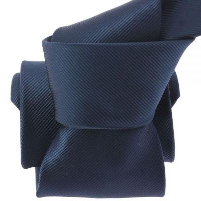 3f954e29339b3 Cravate La Rochelle. Microfibre Uni Cravate La Rochelle. Microfibre Uni CLJ  CHARLES LEJEUNE