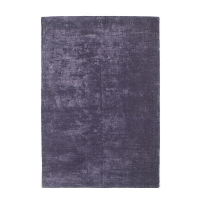 Tapis salon violet   La Redoute