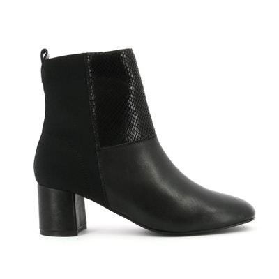 Boots cuir Alexia Boots cuir Alexia HUSH PUPPIES