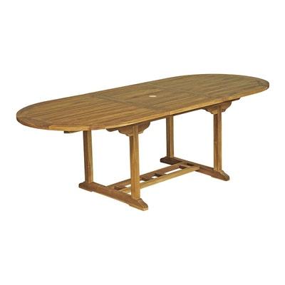 Table de jardin ovale | La Redoute