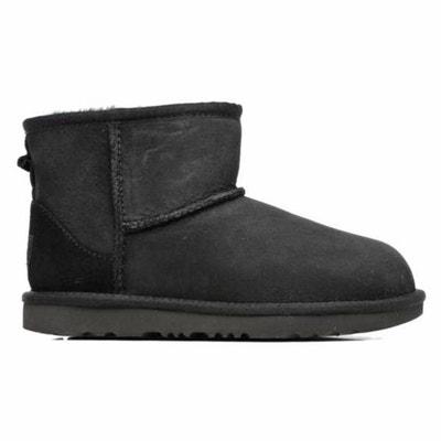 Classic Mini II Fur-Lined Ankle Boots UGG d9b2d36a9c9