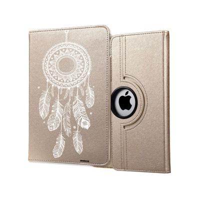 8c1d57829f3736 Etui iPad Mini rigide or, Attrape reve blanc Etui iPad Mini rigide or,  Attrape