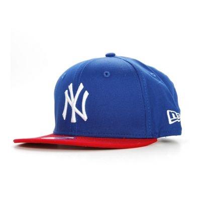 0ad144555766 NEW ERA Enfant Snapback NY YANKEES Block Bleu - Rouge Casquette Kids 9Fifty NEW  ERA Enfant. NEW ERA CAP