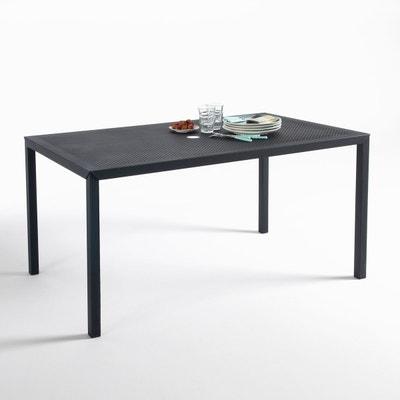 Table de jardin composite et aluminium | La Redoute