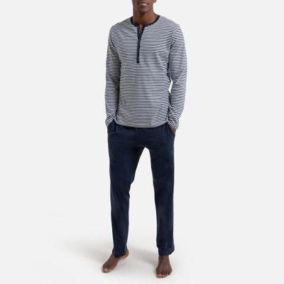 Pyjama homme en solde LA REDOUTE COLLECTIONS | La Redoute