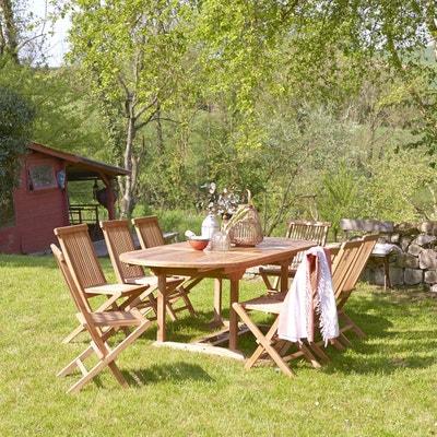 Salon de jardin oval | La Redoute