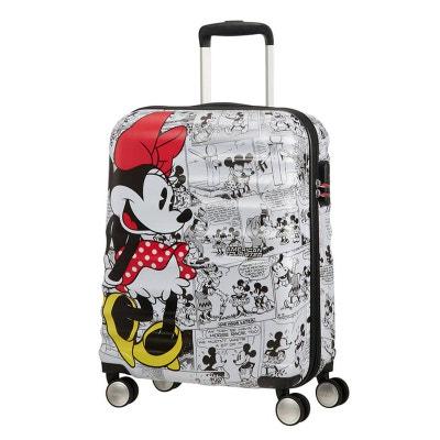 Valise pour enfants 18 pouces l/éger ABS /à roulettes bagages coque rigide gar/çon fille sac de voyage sac /à roulettes motif kart