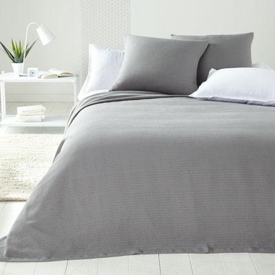 Couvre lit gris | La Redoute