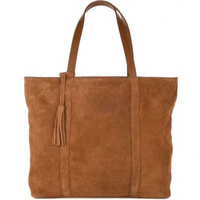 Grand sac cuir femme | La Redoute
