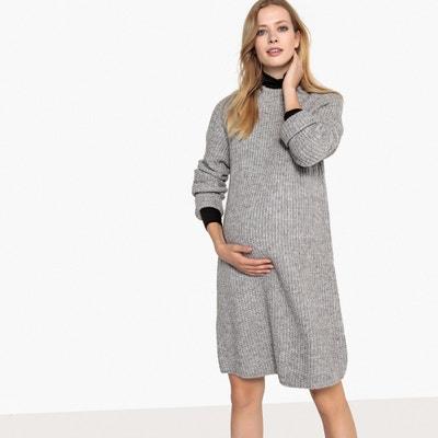 0d38d0edf06 Платье трикотажное для периода беременности Платье трикотажное для периода  беременности LA REDOUTE MATERNITÉ