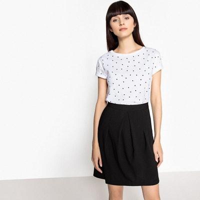 ab68398d749 Tee shirt blanc femme
