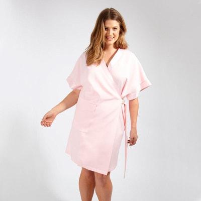 Robe rose pâle en solde   La Redoute 586c3e5f24d