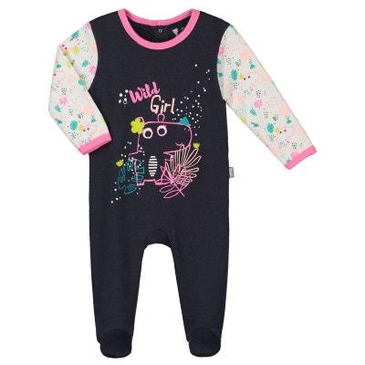 Pyjama bébé molleton Jolie Hipo Pyjama bébé molleton Jolie Hipo PETIT BEGUIN c8d3ff83966