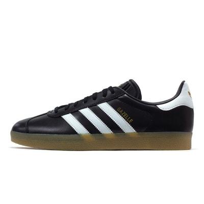 low priced f2be3 ac9de Baskets Adidas Gazelle Noir Homme adidas