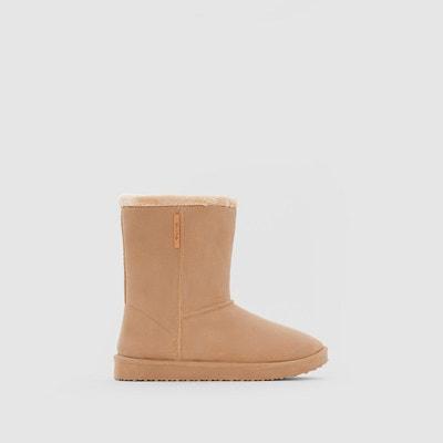 afd8b36c0f32f5 Boots fourrées imperméable Cosy Boots fourrées imperméable Cosy BE ONLY
