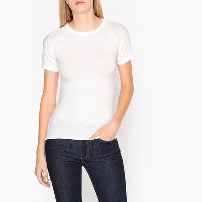 98abf3887 AMERICAN VINTAGE. Jacksonville Slub Cotton Vest Top. £40.00. Levyjak  Short-Sleeved Fitted T-Shirt Levyjak Short-Sleeved Fitted T-Shirt