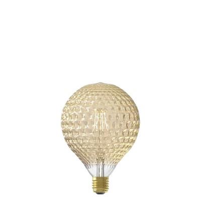 Ampoule LED Déco SKYLIGHT à Filaments En Verre Ambré Ampoule LED Déco  SKYLIGHT à Filaments En