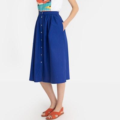b1347a93475669 Jupe bleu femme | La Redoute